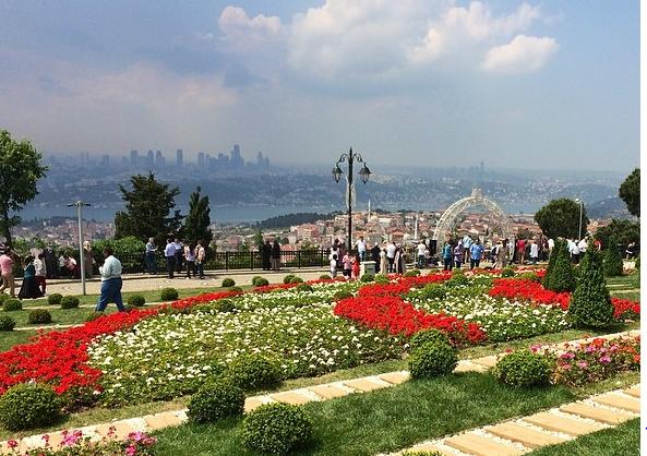 رحلة تل العرائس في اسطنبول