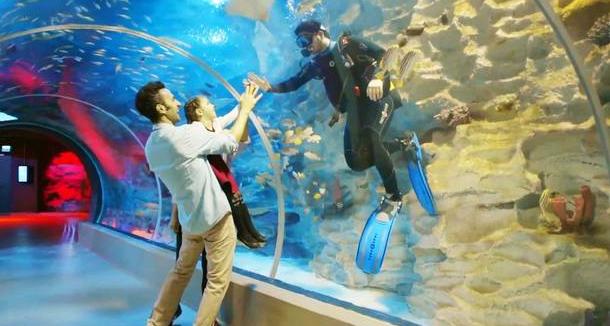 Emaar Aquarium Istanbul