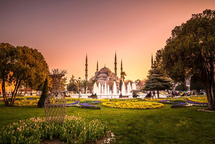 جامع السلطان احمد - الجامع الازرق