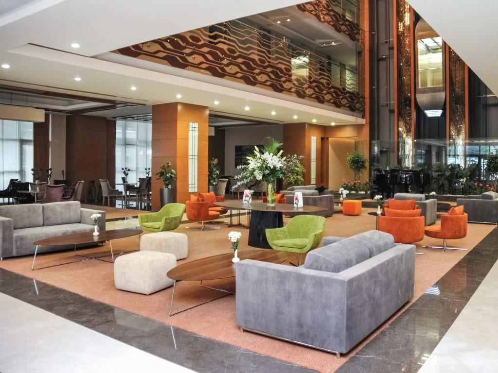 Uskudar's Hotels