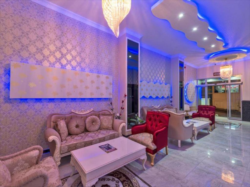 the best hotels in Uskudar