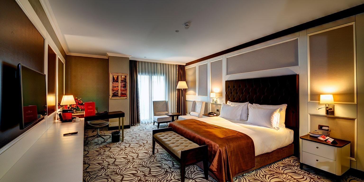 افضل الفنادق في اسطنبول الفاتح