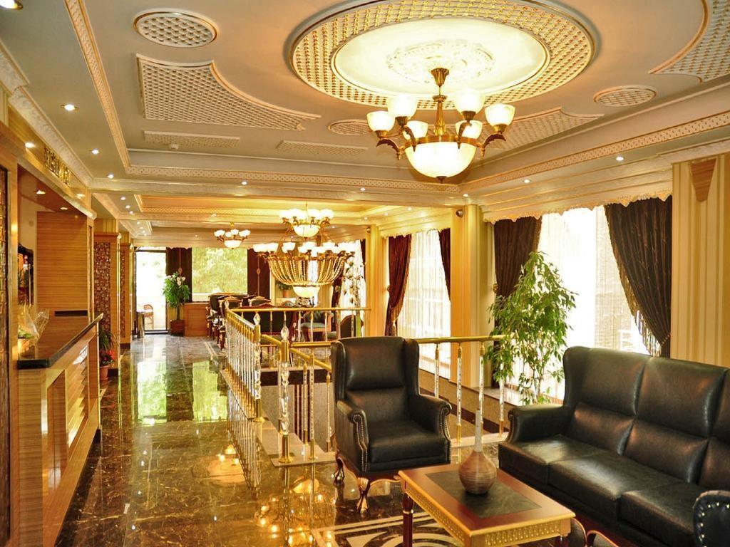 فندق توب كابي في اسطنبول