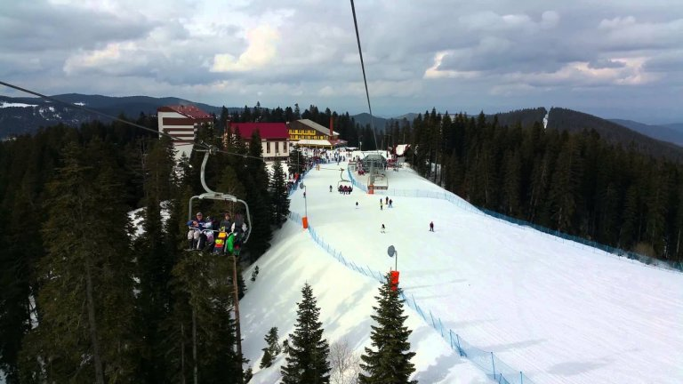 Winter Tourism in Turkey
