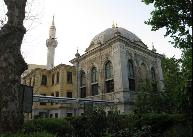 Tesvikiye Mosque