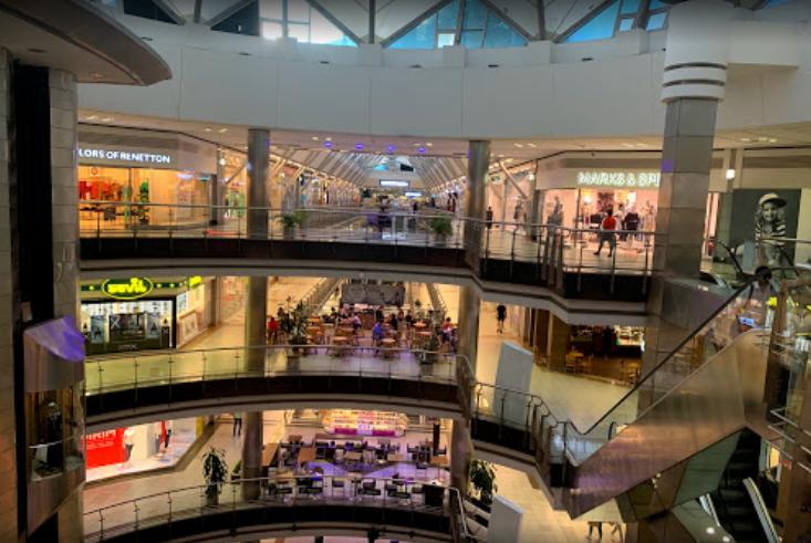 Metrocity Shopping Center