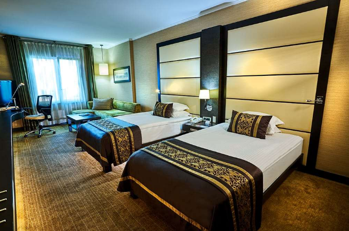 فندق رمادا بلازا عثمان بيه