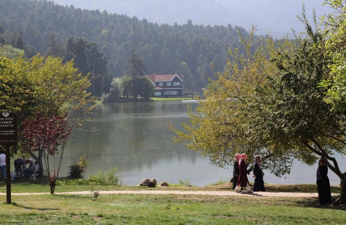 المعالم السياحية في بولو تركيا