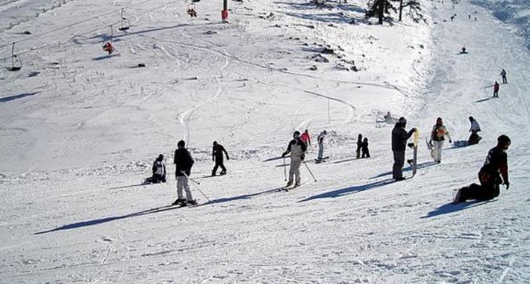 السياحة الشتوية في بولو