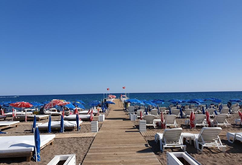 اجمل الشواطئ في انطاليا