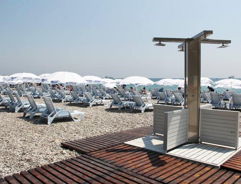 شواطئ للنساء في انطاليا