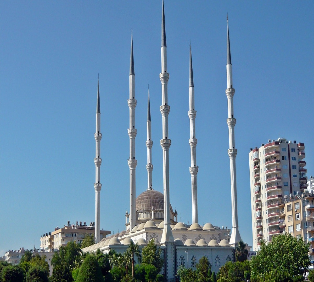 Tourist Places in Mersin