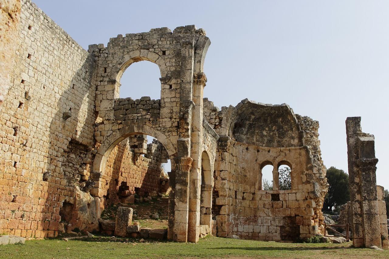 Cambazli Ruins