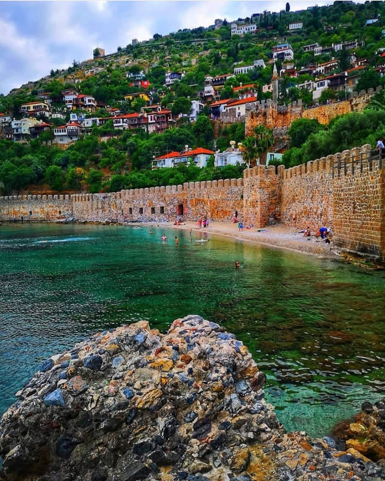 Tourism in Alanya