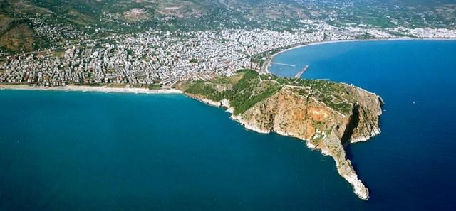 Tourism in Alanya Turkey