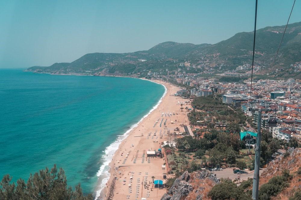 السياحة في أنطاليا التركية