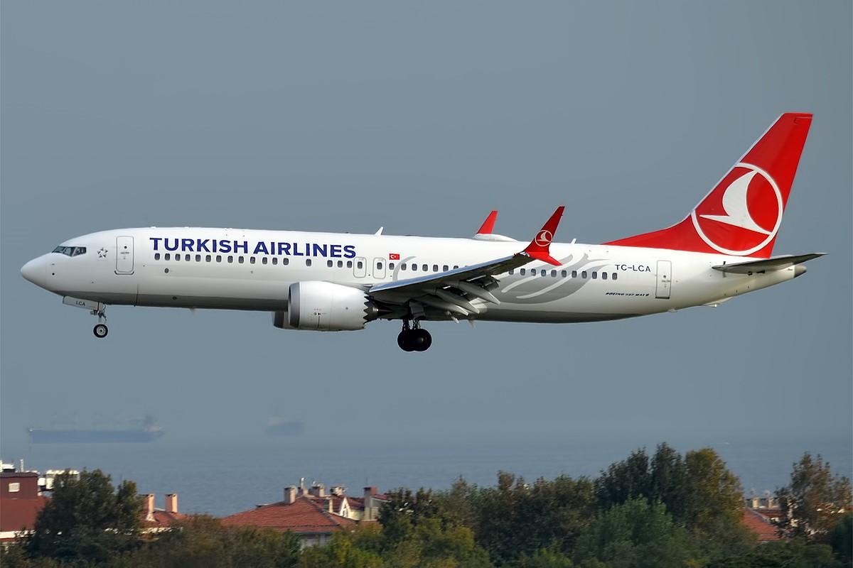 خطوط الطيران في تركيا