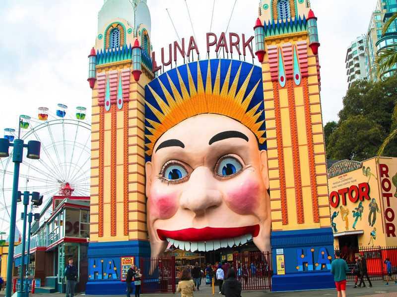 Bostanci Luna Park