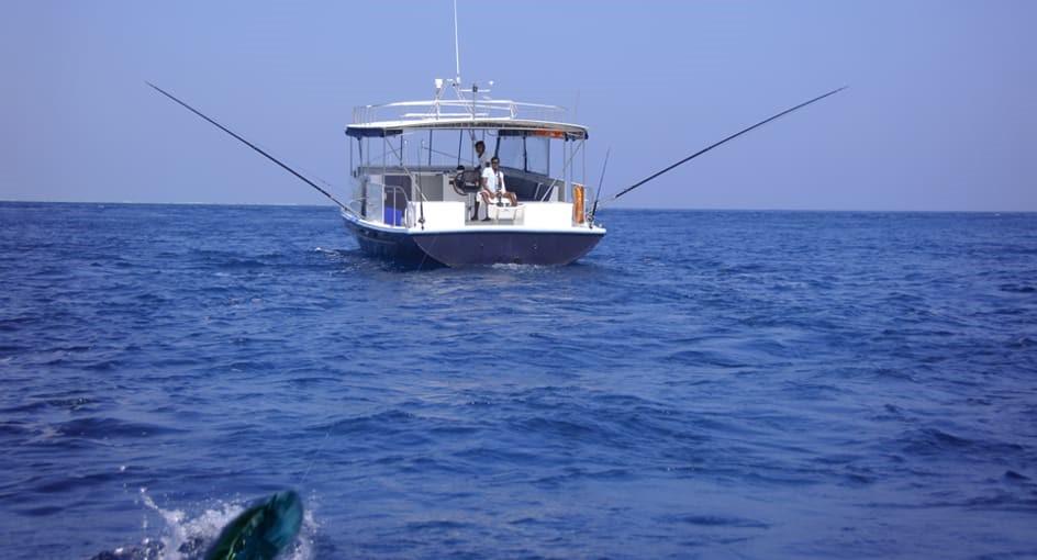 Fishing Trip in Maldives