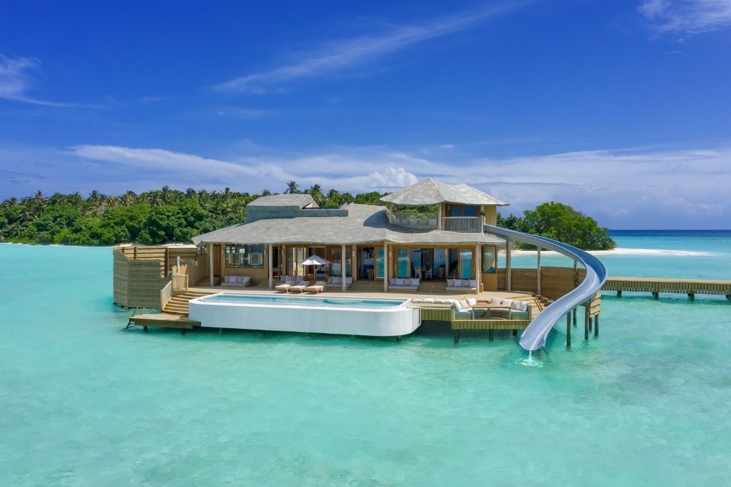Relax with a Spa Treatment in Maldives