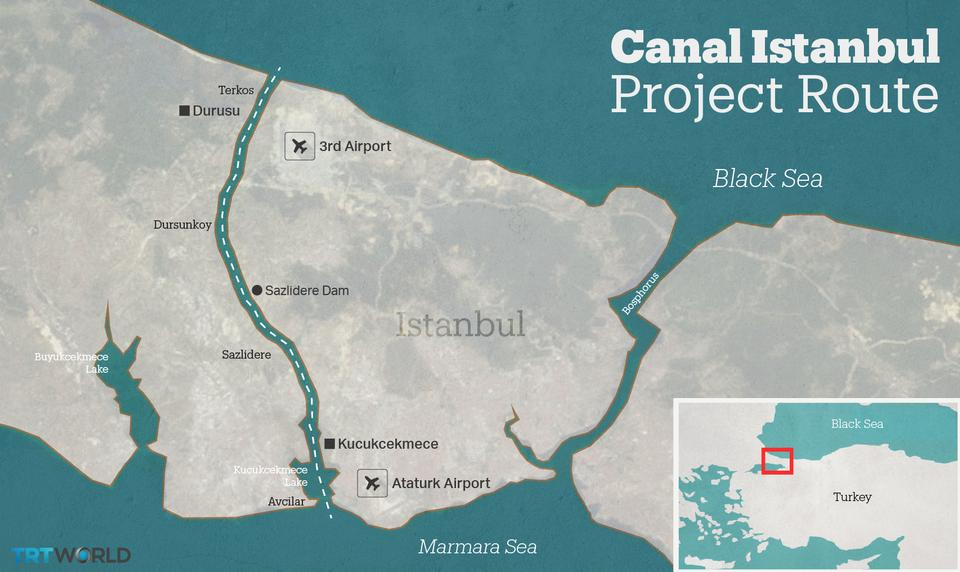 Istanbul Canal
