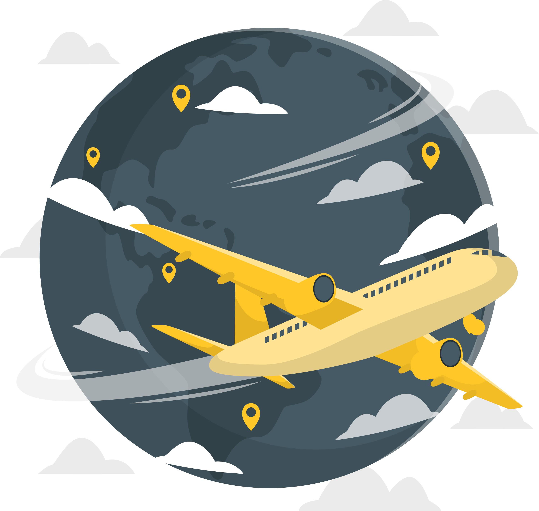 حجوزات طيران بأنسب الأسعار