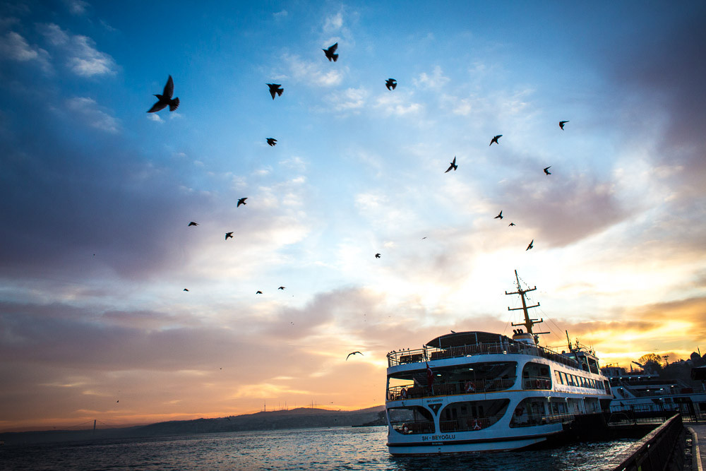 Honeymoon Offer || Istanbul - Bursa – Antalya