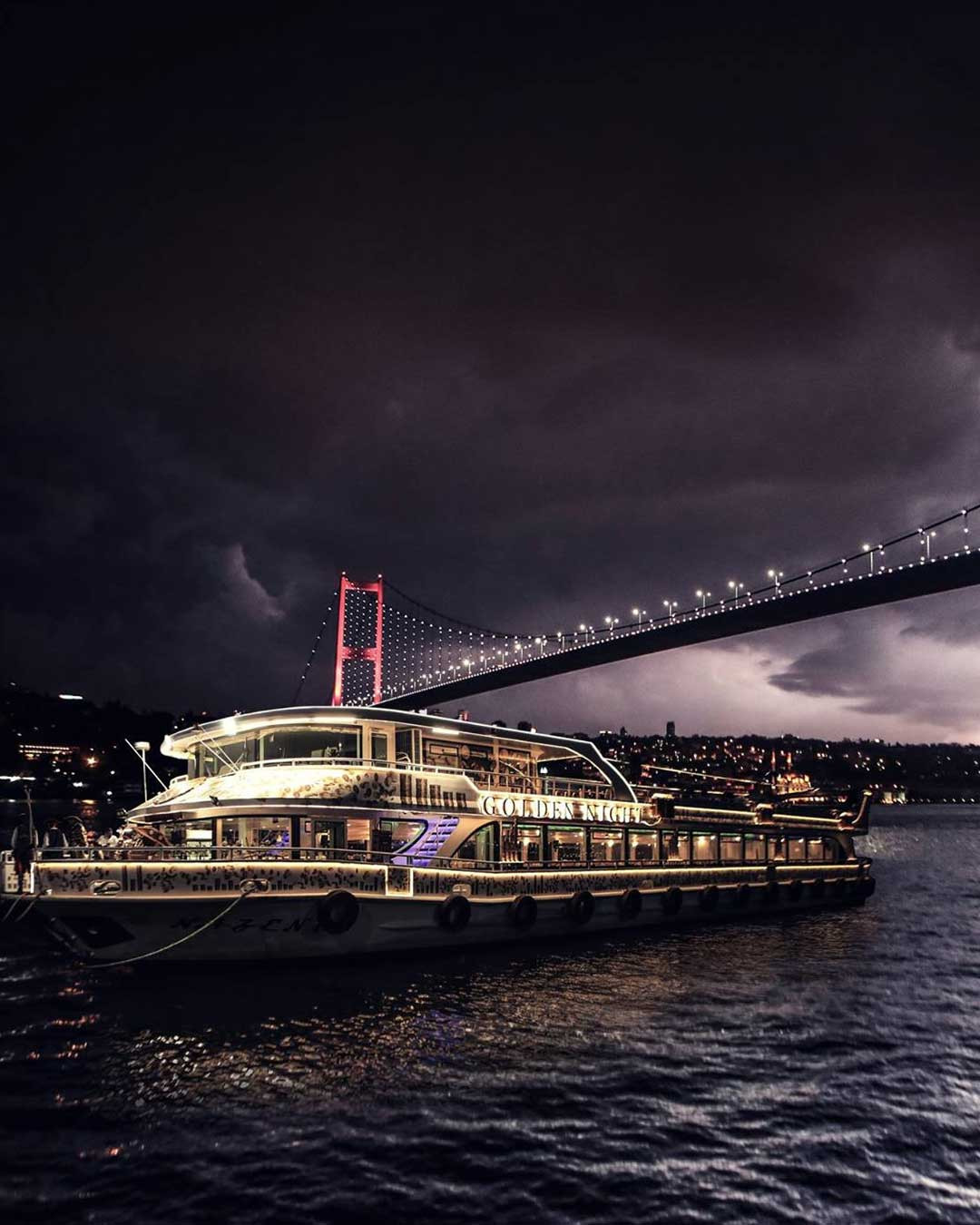 Istanbul during New Year