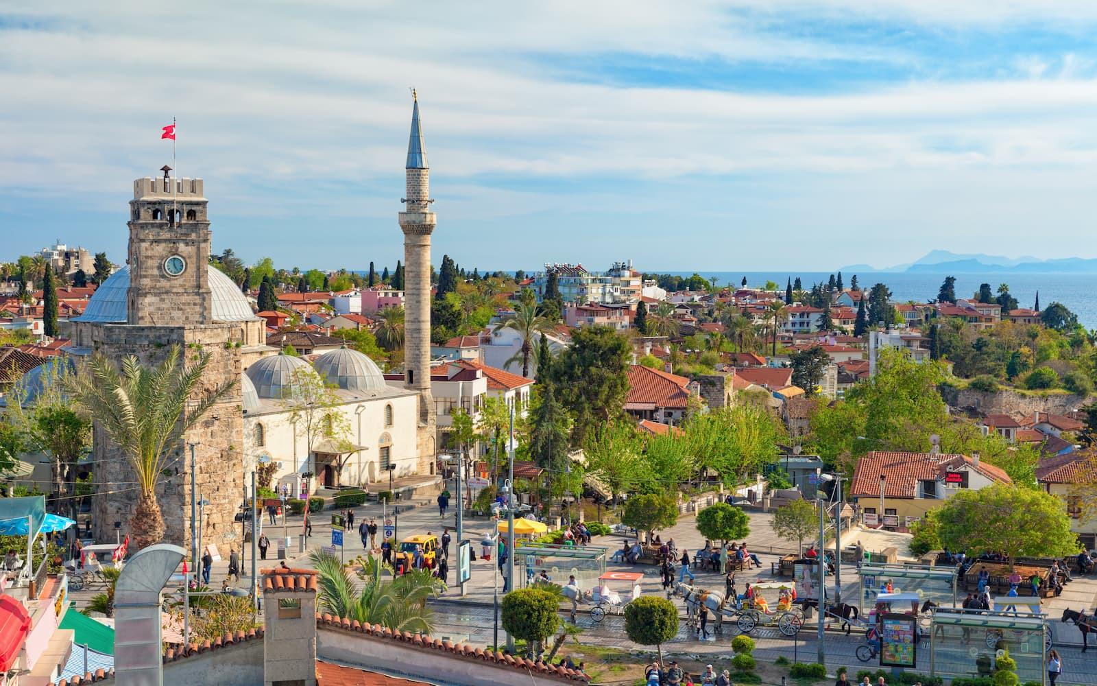 Antalya - Fethiye, Butterflies Valley 10 days