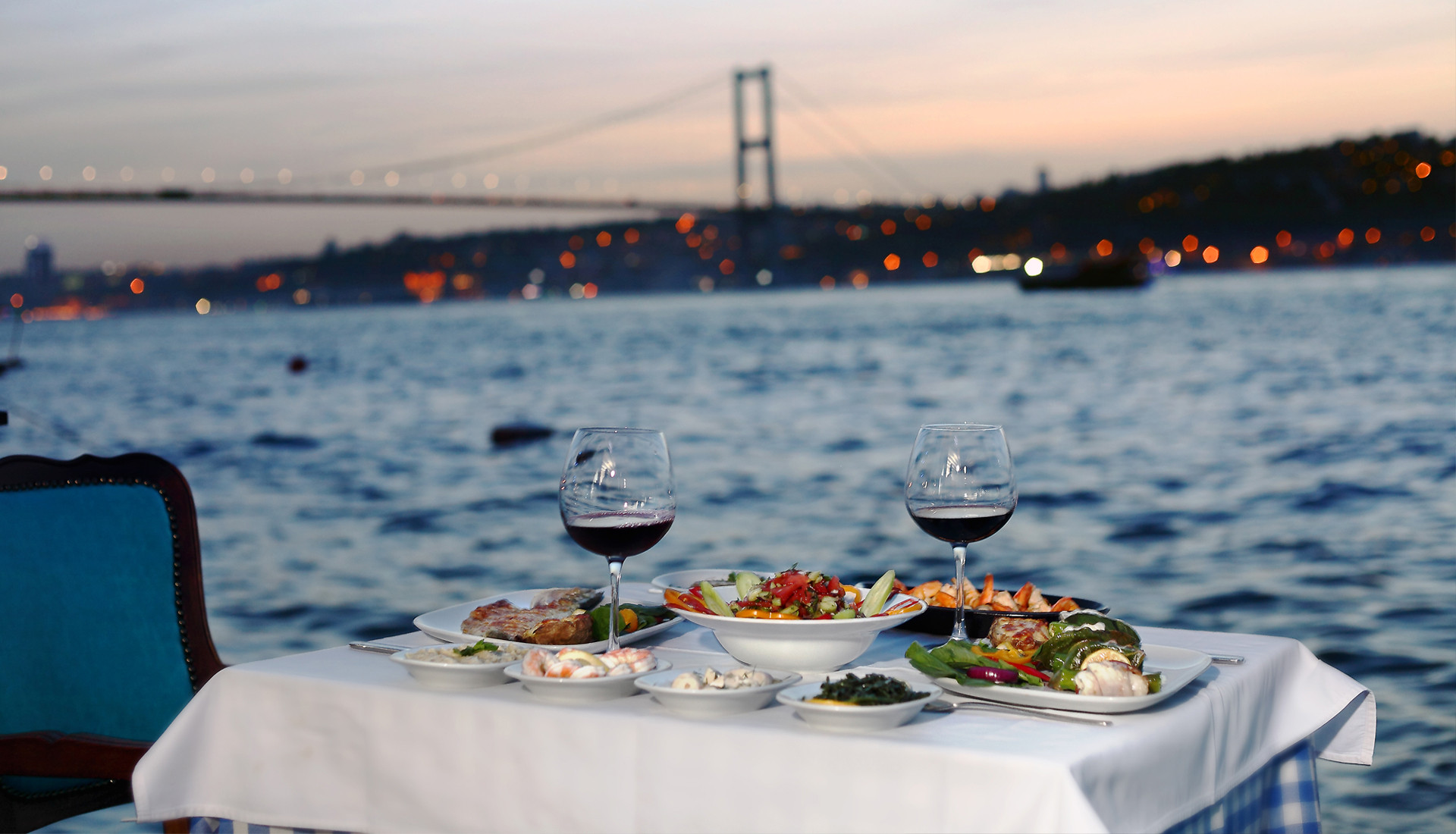 Winter of Bursa and Istanbul