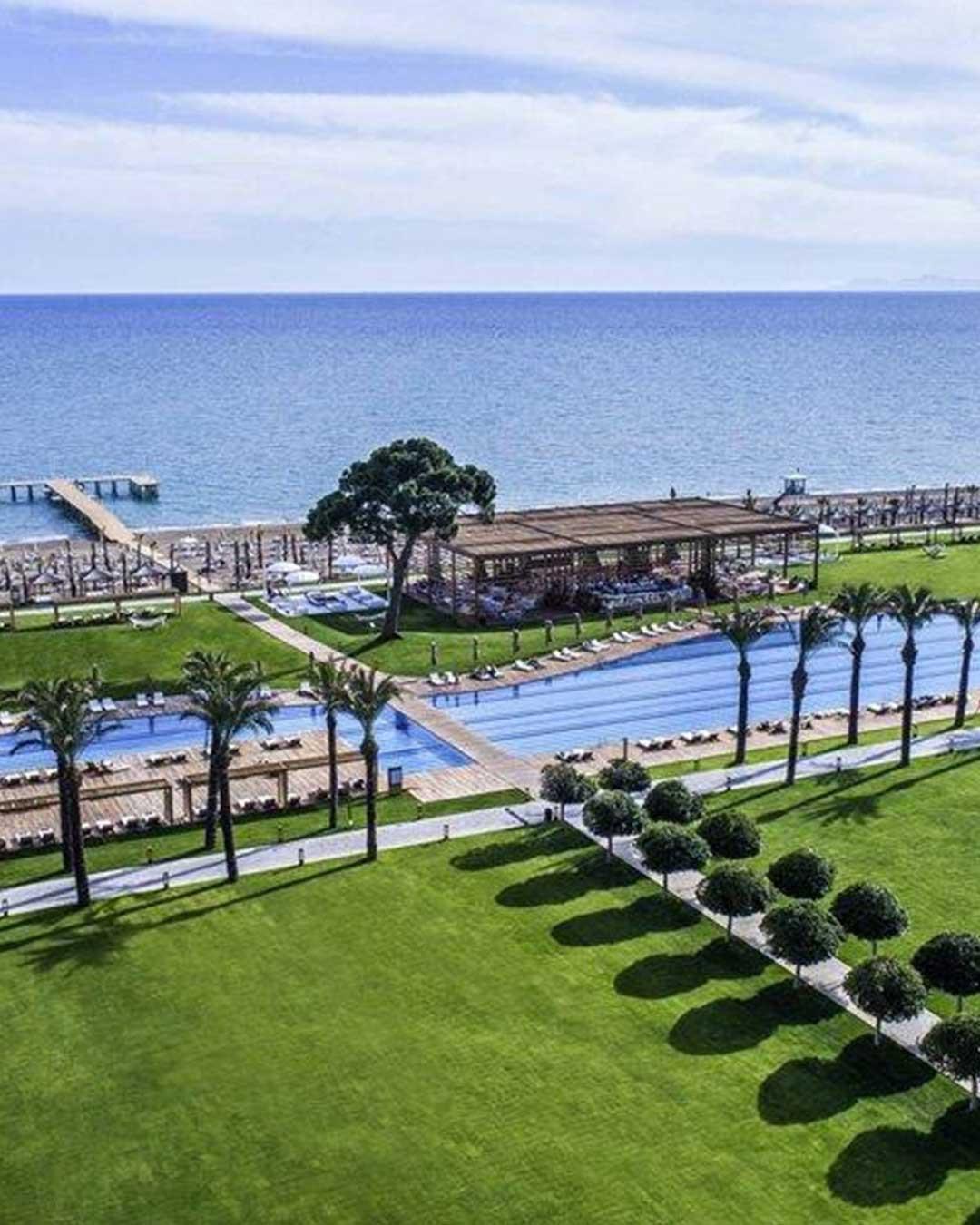 Antalya Program – Resorts