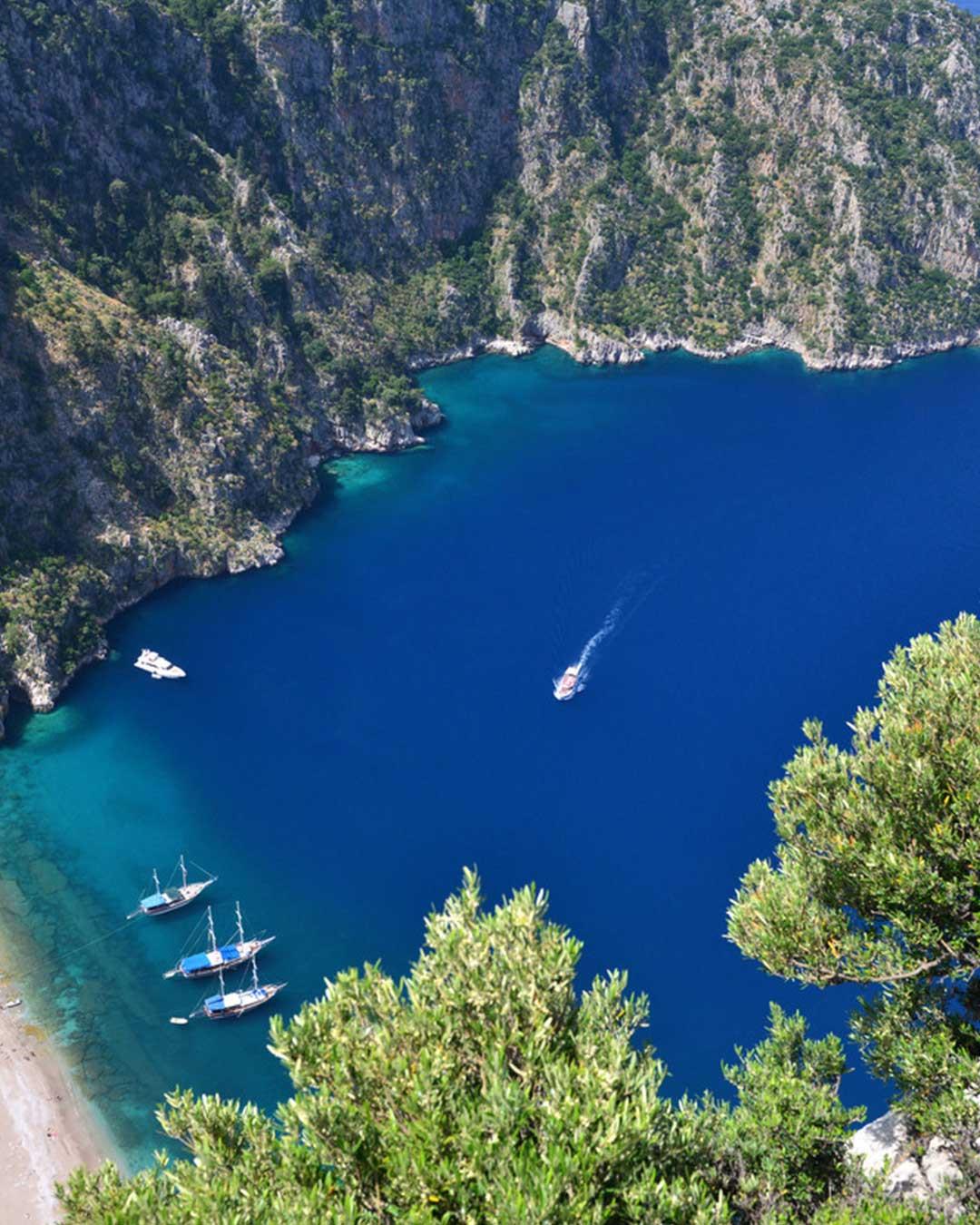 Antalya and Fethiye Offer