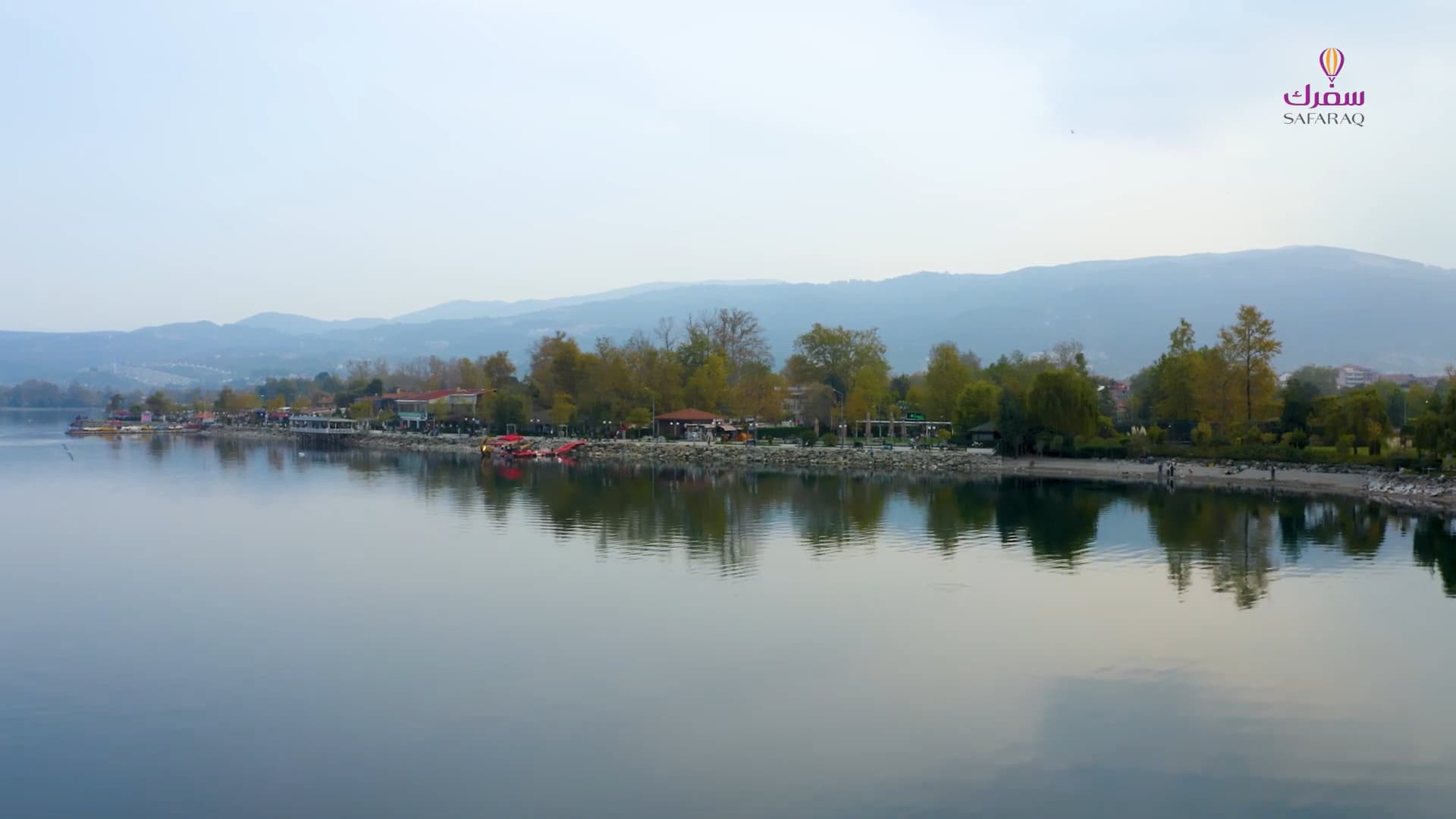 رحلة بحيرة صبنجة