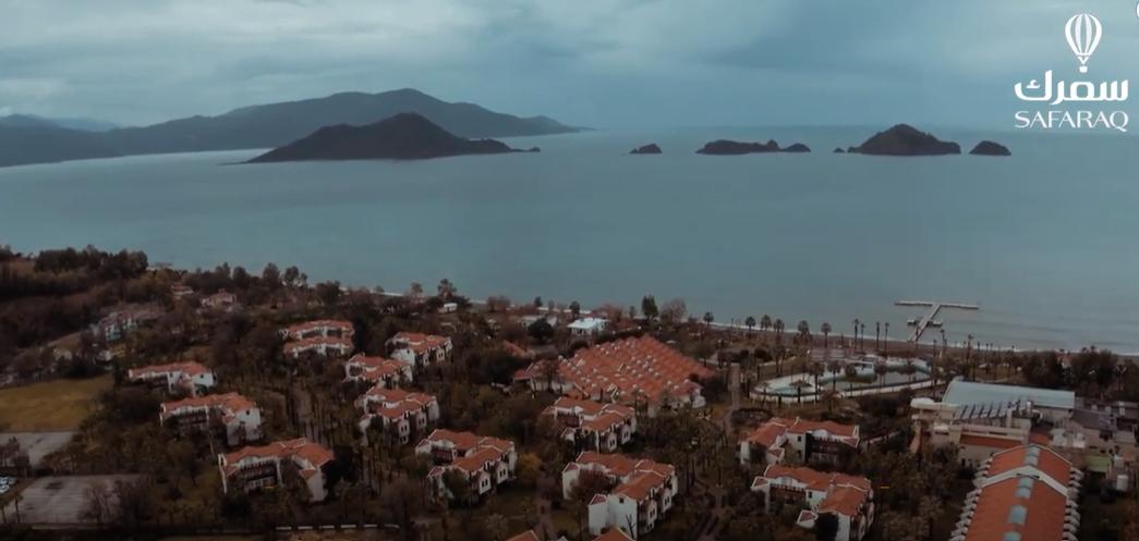 أجمل إجازة سياحية في تركيا على شواطئ فتحية
