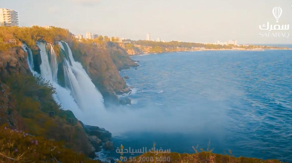 أفضل الأماكن السياحية في مدينة أنطاليا التركية